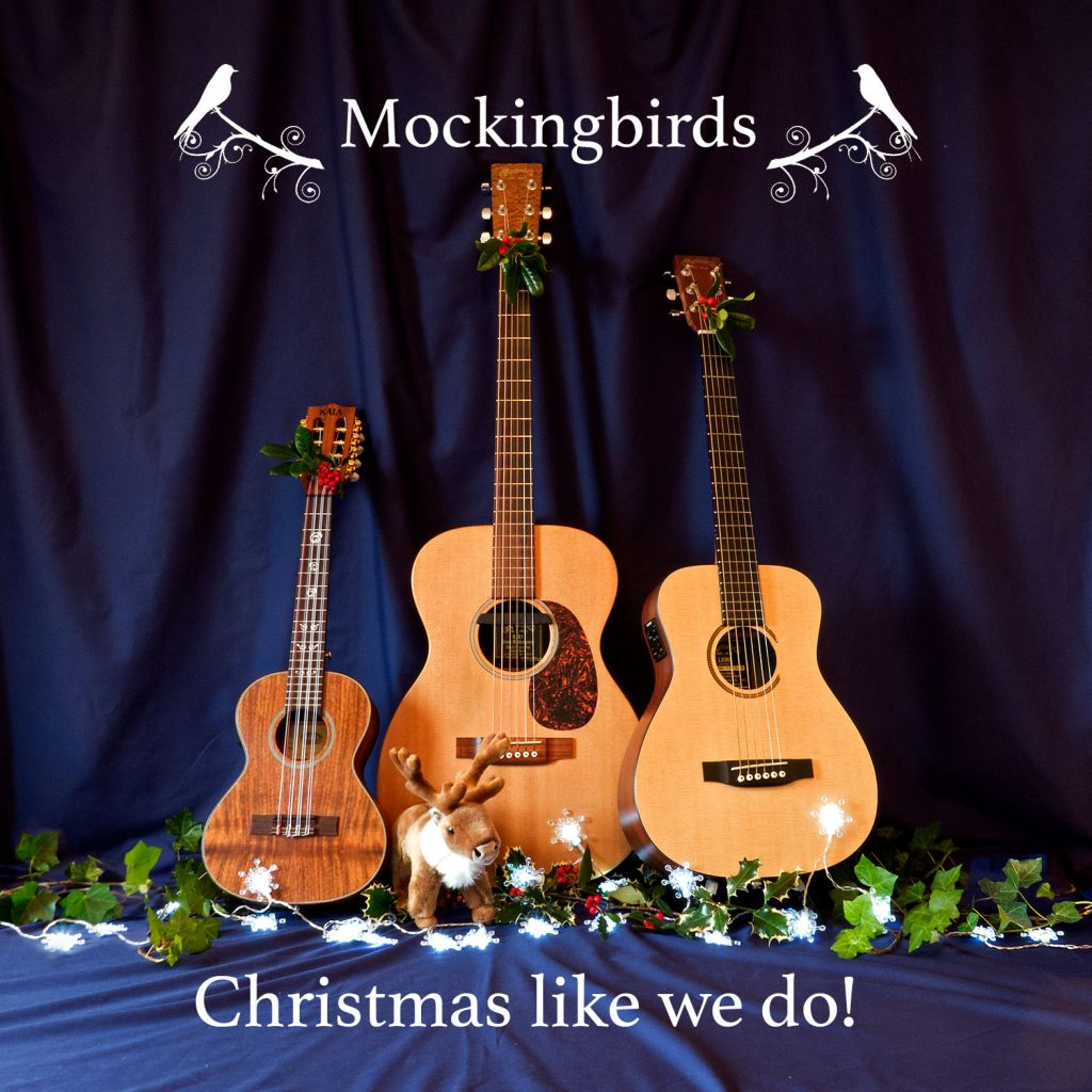Mockingbirds - Christmas Like We Do!