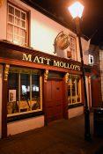 Matt Molloys, Westport, May 2017